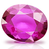 Madagascar Ruby - 1.92 carats - Oval