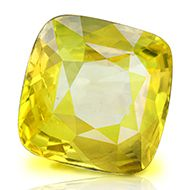 Yellow Sapphire - 4.42 carats