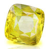 Yellow Sapphire - 4.42 carats