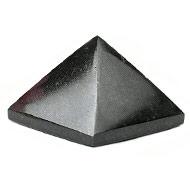 Pyramid in Black Jade-II