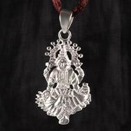 Lakshmiji - In Pure Silver