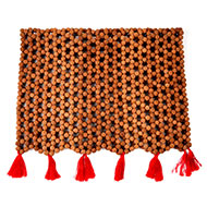 Rudraksha Mat in nylon thread
