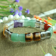 Navratna Gemstone Bracelet VII