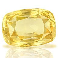 Yellow Sapphire - 6.54 carats