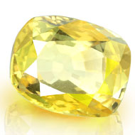 Yellow Sapphire - 4.03 carats