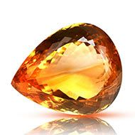 Yellow Citrine - 53.55 carats