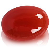 Red Carnelian - 21.60 carats