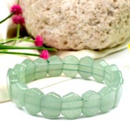Green Jade Bracelet - I