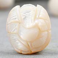 Pearl Ganesh - 22 carats