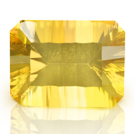 Yellow Citrine Superfine Cutting - 8.20 carats