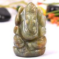 Ketu Ganesha - 46 gms