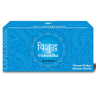 Aromafume Vishuddha Incense Bricks - Medium