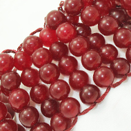 Red Agate Multi Beads Bracelet