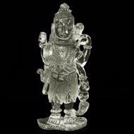 Sphatik Crystal Shiva Idol