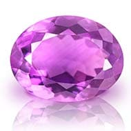 Amethyst - 8.50 carats - oval