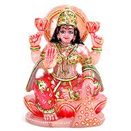 Mahalakshmi in Rose Quartz -1.060 kgs