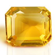 Yellow Citrine - 3 to 4 carats