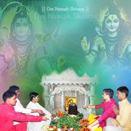 Bilva Patra Puja - Puja with 1008 Names of Lord Shiva and 1008 Bilva leaves