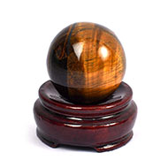 Tiger Eye Ball - 75 gms