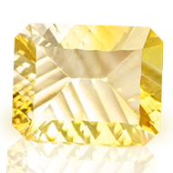 Yellow Citrine Superfine Cutting - 9 to 11 carats