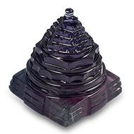 Multi Fluorite Shree Yantra - 118 gms