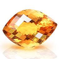 Yellow Citrine - 26.05 carats