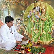 Radha Krishna Puja