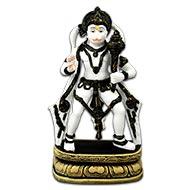 Hanuman in Bonded Marble