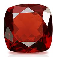 Red Garnet - 2.55 carats