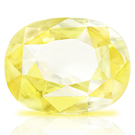 Yellow Sapphire - 1.65 carats
