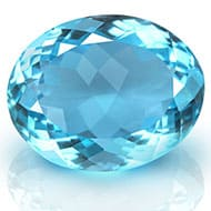 Blue Topaz - 21.50 carats