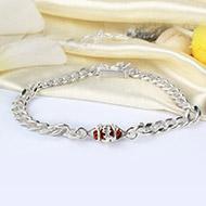 1 mukhi - J bracelet