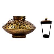 Designer Iron Dhoop Aarti Lamp - I