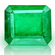 Emerald 6.89 carats Zambian