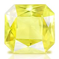Yellow Sapphire - 13.86 carats