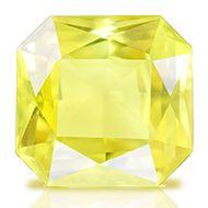 Yellow Sapphire - 13.86 carats