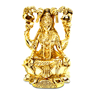 Gajalaxmi Statue
