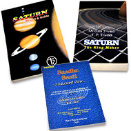 Books on Saturn Set