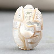 Pearl Ganesh - 11.80 carats