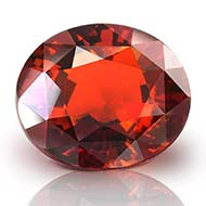 Hessonite Garnet - Gomed - 10.40 Carats