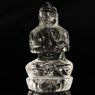 Sphatik Crystal Parvati - 45 gms - I