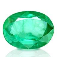 Emerald 1.87 carats Zambian