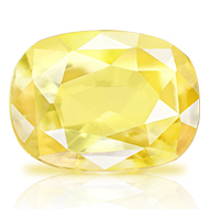 Yellow Sapphire - 1.35 carats