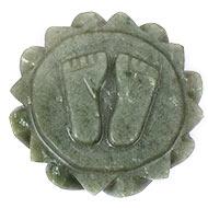 Laxmi Charan in Green Jade
