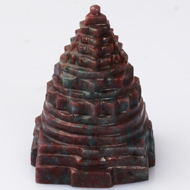 Ruby Shree Yantra - 163 gms