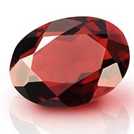 Red Garnet - 3 - 4 Carats