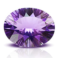 Amethyst superfine cutting- 5 to 6 carats - O..