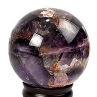 Amethyst Ball - 1.242 kgs