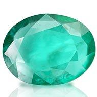 Emerald 2.50 carats Zambian - Oval
