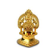 Aishwarya Laxmi diya in brass